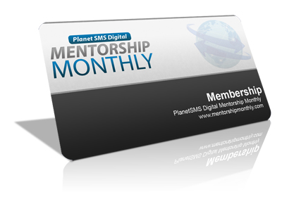PlanetSMS Mentorship Monthly Review